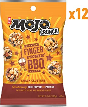 12-Count CLIF Bar Mojo Crunch Clusters