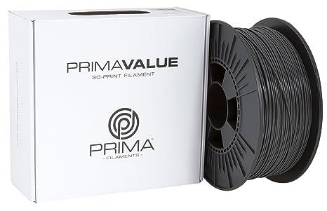 1.75 mm Bobina da 1 kg Argento Prima Filaments PV-PLA-175-1000-SI Filamento Pla
