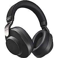Jabra Elite 85h Wireless Noise-Canceling Headphones, Titanium Black – Over Ear Bluetooth Headphones Compatible with…