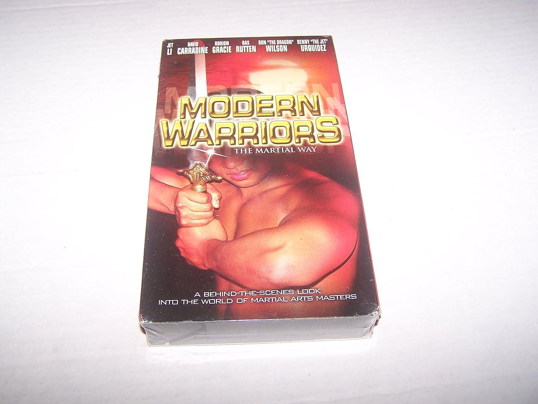 Modern Warriors [USA] [VHS]: Amazon.es: Bruce Lee, Luis ...