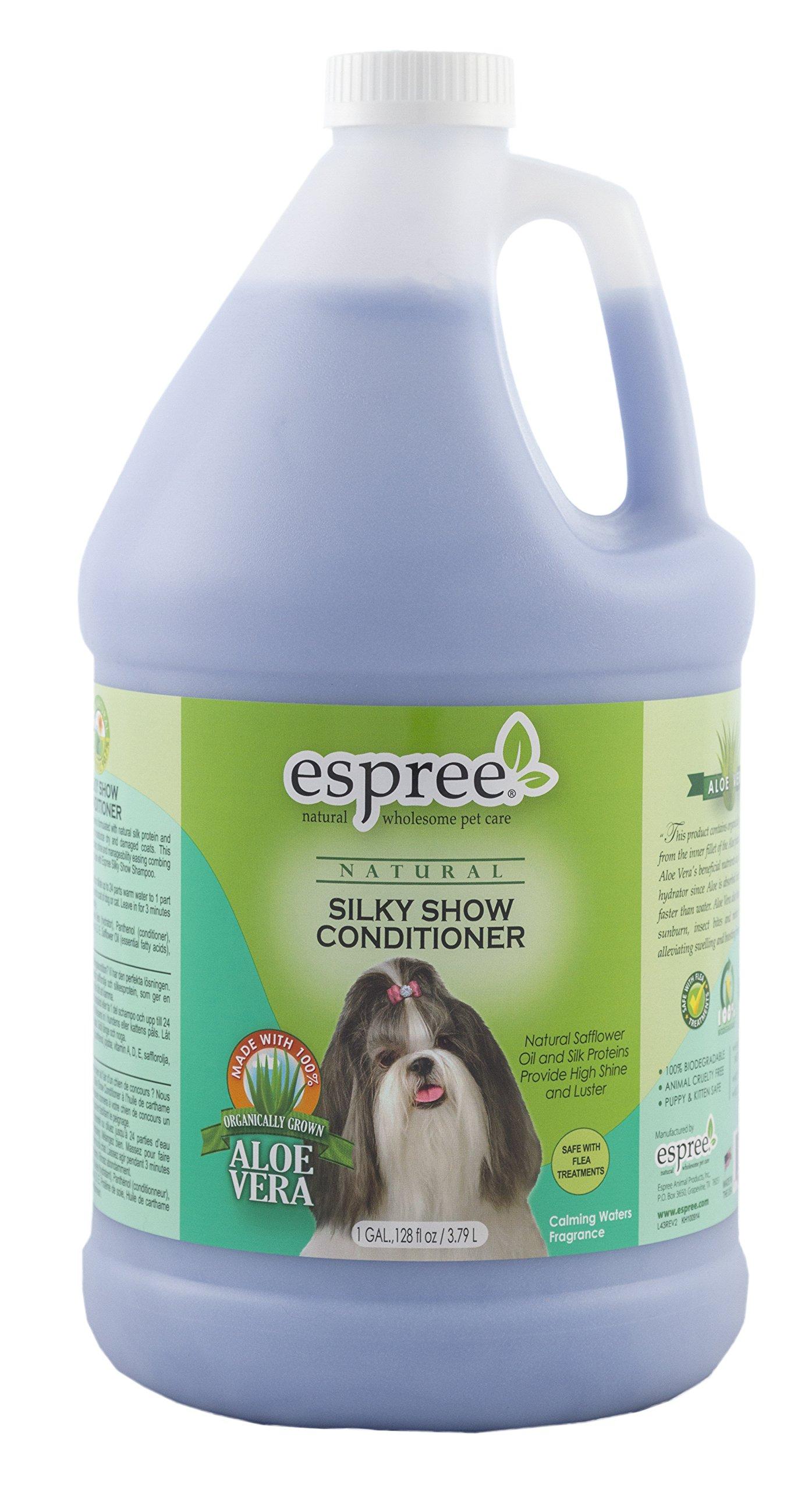 Espree Silky Show Conditioner, 1 gallon