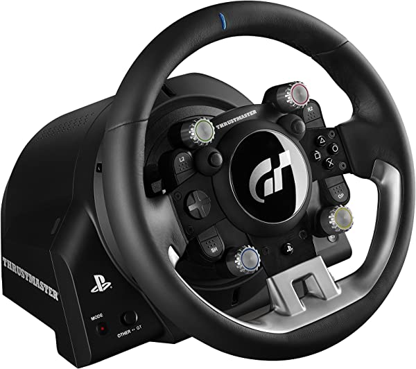 Thrustmaster T-GT Force Feedback Racing Wheel for PlayStation4 ハンドルコントローラー 【日本正規代理店保証品】