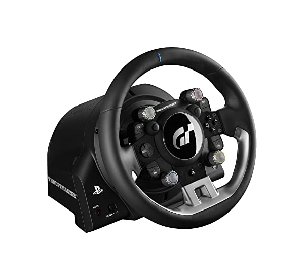 T-GT Force Feedback Racing Wheel for PlayStation (R) 4【正規保証品】