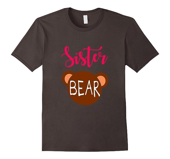 Mens Funny Sister Bear T Shirt Meme Girl Power Quote Saying Gift 2xl Asphalt