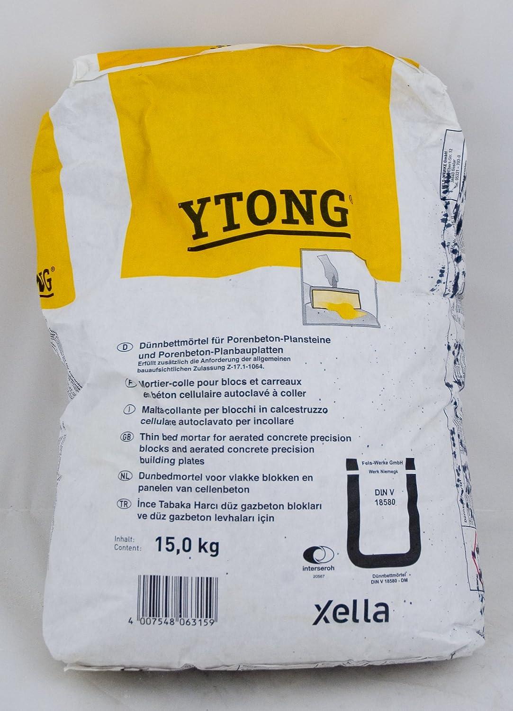 Ytong D/ünnbettm/örtel 15 kg//Sack