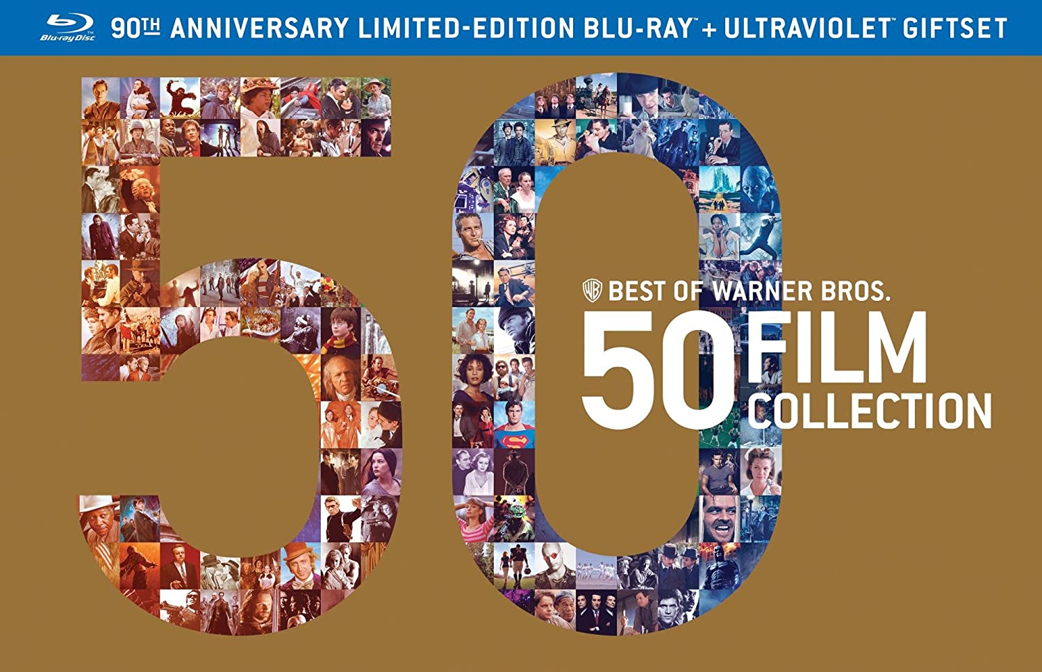 Best of Warner Bros: 50 Film Collection