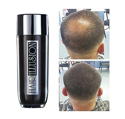 Hair Illusion:Corrector de pérdida de cabello de alta calidad, para ...