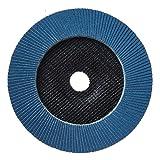 Mercer Industries 263120 Zirconia Flap Disc, High