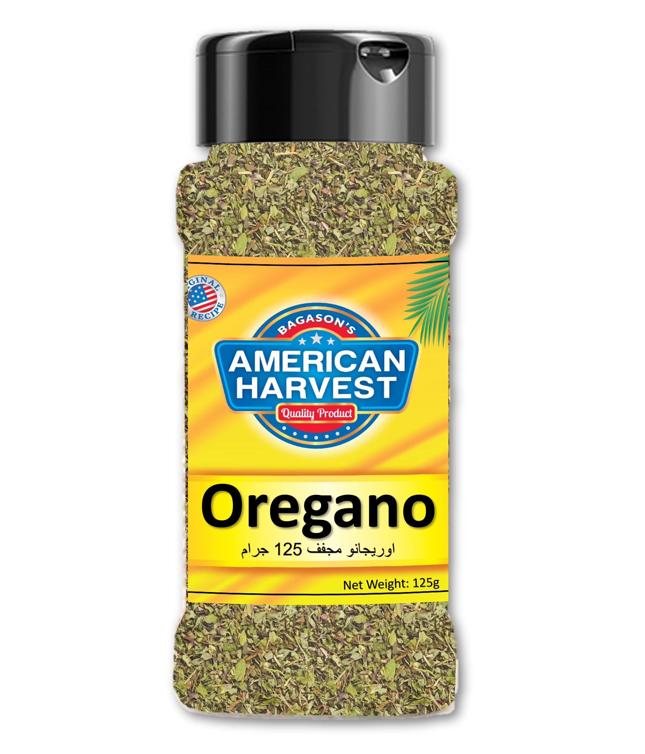 American Harvest Oregano Jar, 125 gm