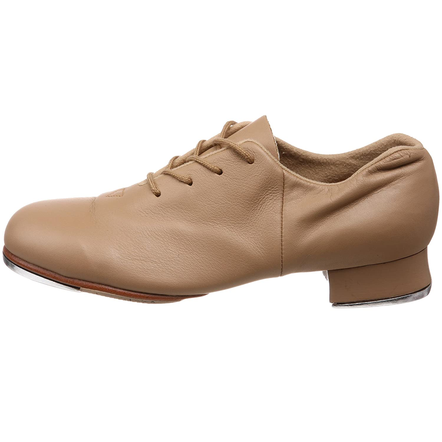 Bloch Dance Women's Tap-Flex Tap Shoe B0041HYZBI 10 M US|Tan