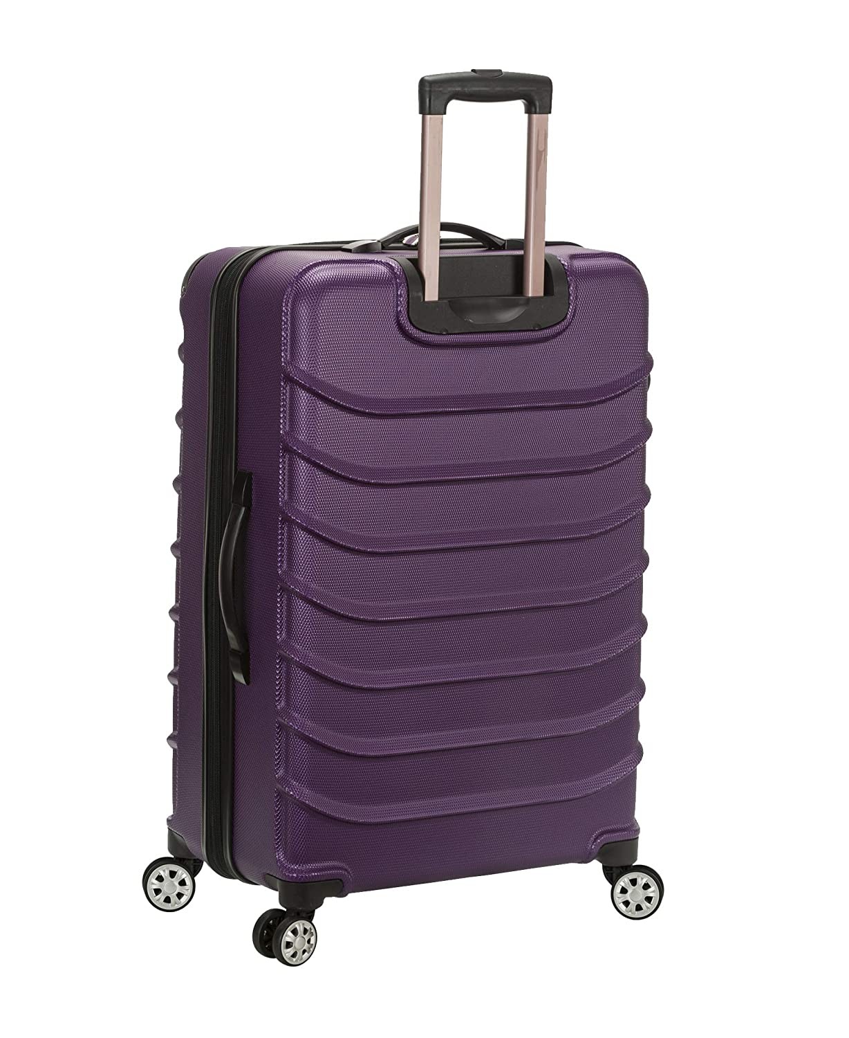 Rockland Speciale 20 , 28 2 Pc. Expandable Abs Spinner Set, Purple