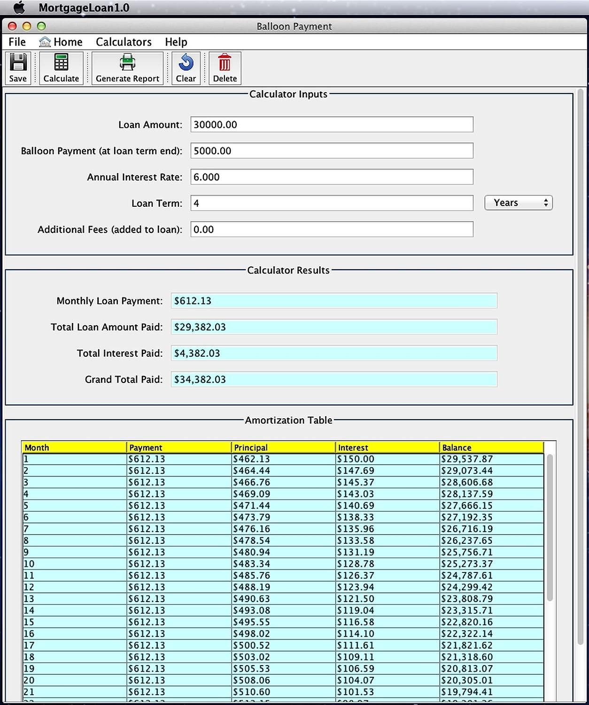 amazon com mortgage and loan calculators 1 0 for mac download
