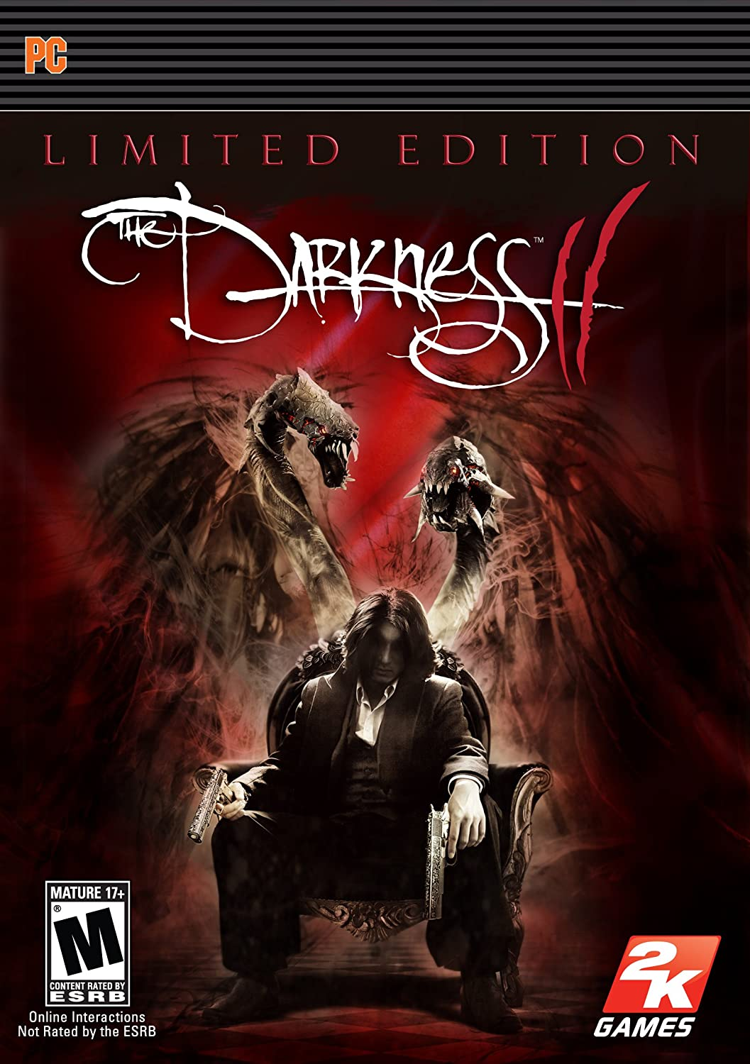 Amazon com: The Darkness II - Limited Edition [Download]: Video Games