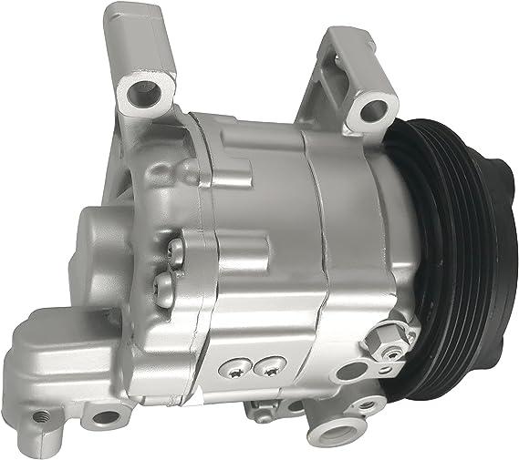 RYC Remanufactured AC Compressor and A//C Clutch FG445