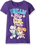 Nickelodeon Little Girls' Paw Patrol Short Sleeve Tee Shirt