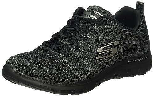 94a29d31f758 Skechers Women s Flex Appeal 2.0 - HIGH Energy Sneakers  Amazon.ca ...