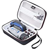 LTGEM for Dremel 7300-N/8 MiniMite 4.8-Volt Cordless Two-Speed Rotary Tool EVA Hard Case Carrying Storage Bag ( The Rotary Tool is not included )