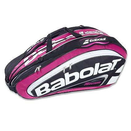 Amazon.com: Babolat Team Line – Bolsa de tenis (12-Pack ...