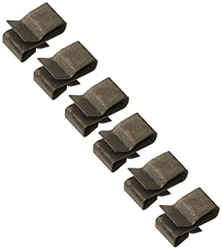 819iap3B5pL._SY355_ amazon com grote 99460 5 trailer wiring frame clip automotive Spring Steel Clips Catalog at crackthecode.co