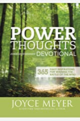 Power Thoughts Devotional: 365 Daily Inspirations for Winning the Battle of the Mind Kindle Edition