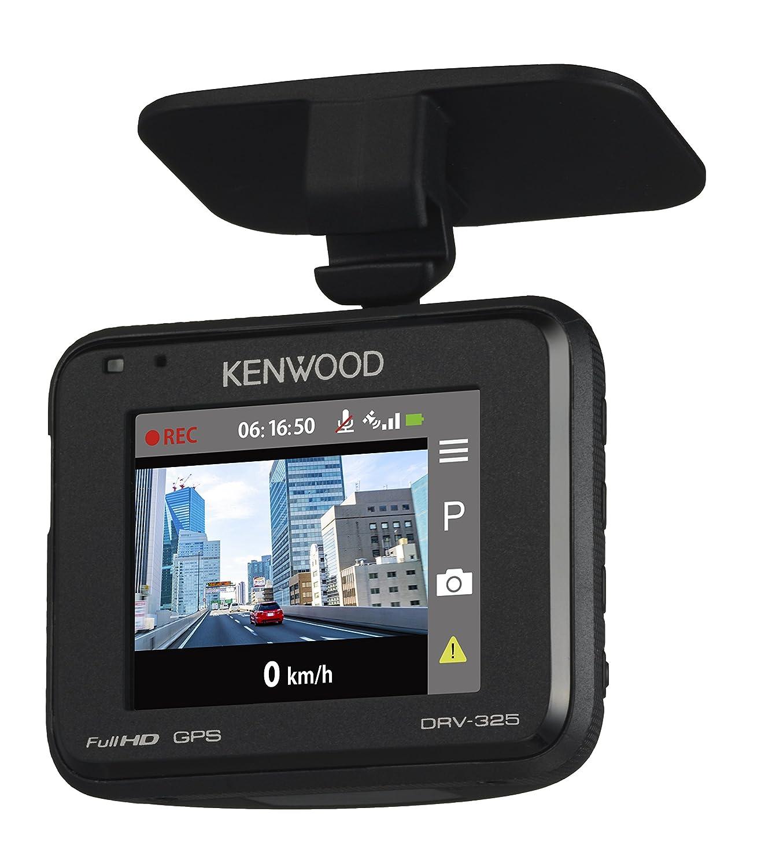 KENWOOD ドライブレコーダー DRV-325