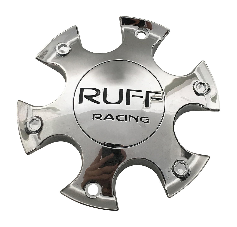 Ruff Wheels TL6004-2090-CAP 6x114.3X127-R286 Chrome Wheel Center Cap