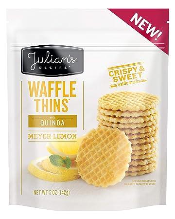 Julians Recipe - Gofres finos: Amazon.com: Grocery ...