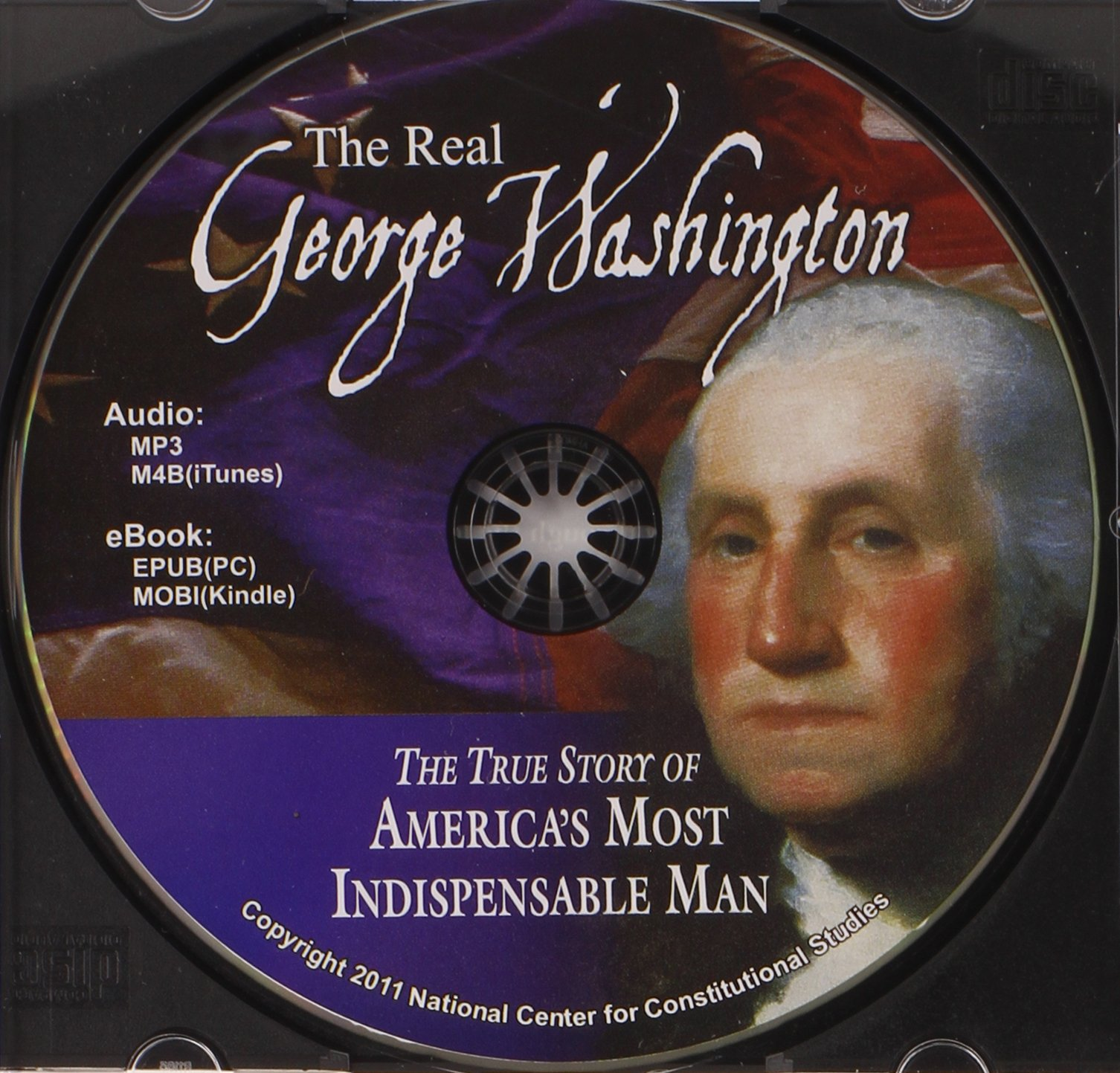 The Real George Washington (american Classic Series) [audio & Ebook]: Jay  A Perry, Andrew M Allison, Read By Gary Helmbold: 9780880801607:  Amazon:
