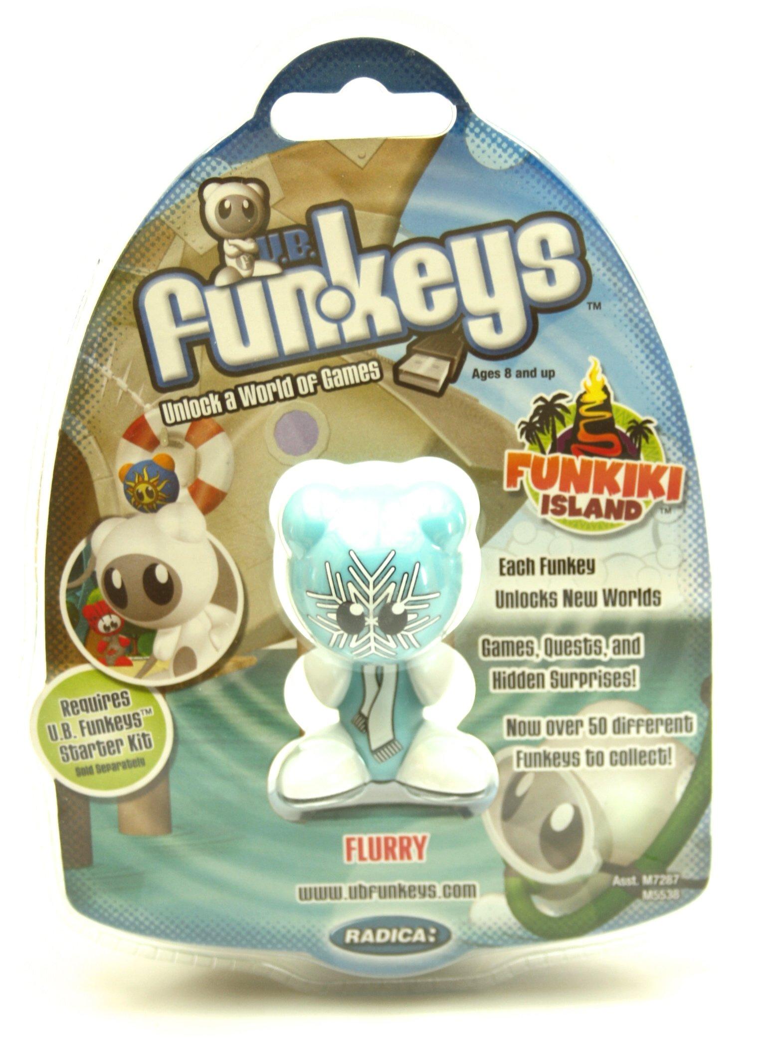 UB Funkeys-Dyer Normal