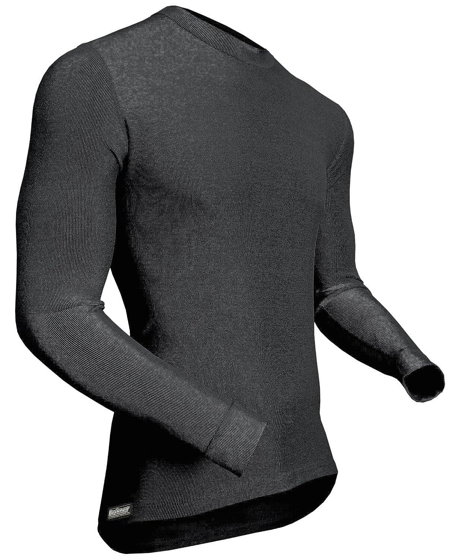 Berkner Herren Thermoshirt / Skiunterwäsche / Funktionsunterwäsche - SILVER BION forte - Thermoactiv