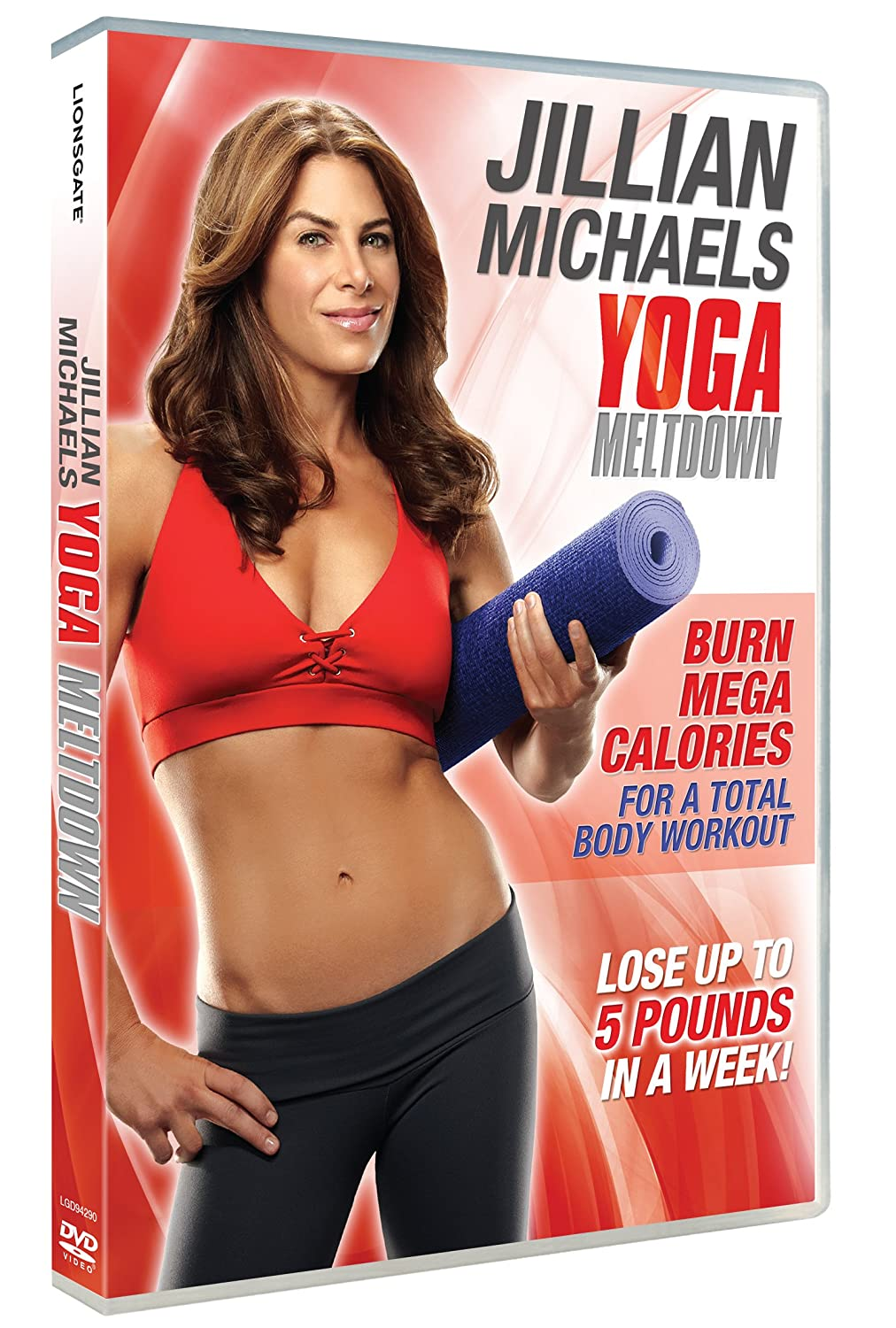 Jillian Michaels: Yoga Meltdown Edizione: Regno Unito Italia DVD ...