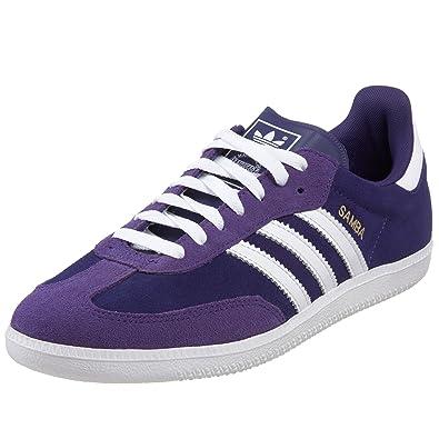 Samba Suede Sneaker, Collegiate Purple