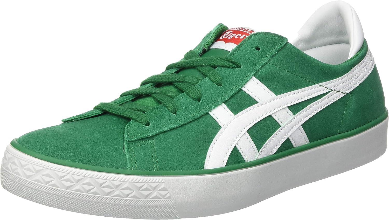Onitsuka Tiger Men's Green Low-Top