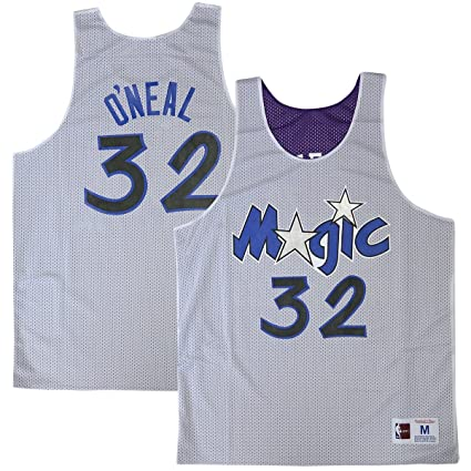 Shaquille O Neal  32 Orlando Magic 1995 All Star Game Reversible Mesh Tank  Top c4732abbb