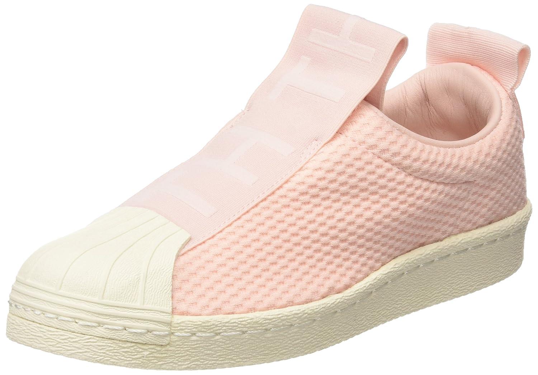 Amazon.com  Adidas Superstar Slip On Womens Sneakers Pink  Clothing b9d47b1093