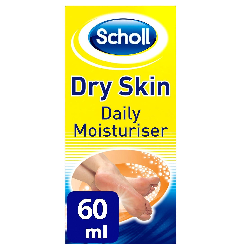 Scholl Dry Skin Daily Moisturiser, 60 ml Reckitt Benckiser 10061323