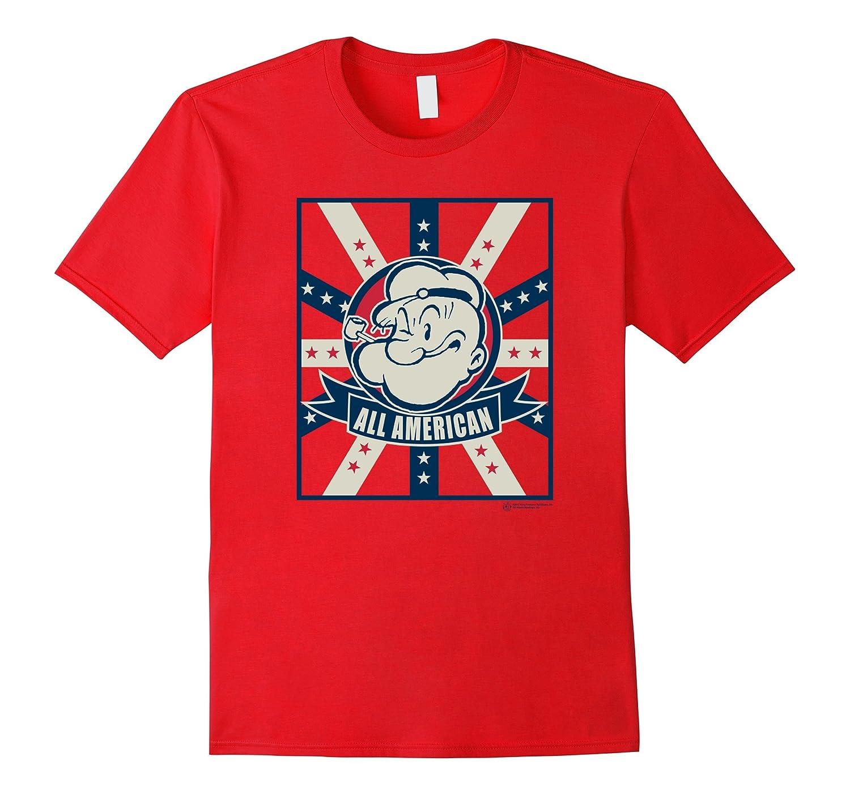 All American Popeye T-Shirt #33431-ANZ