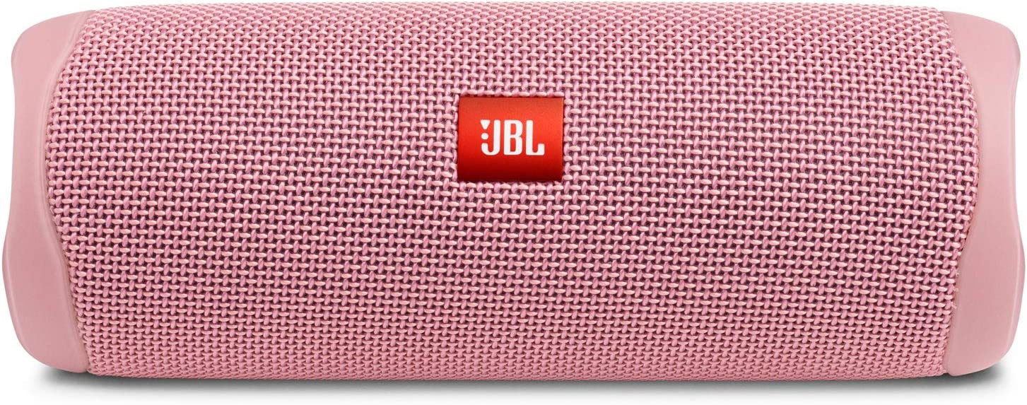 JBL FLIP 5 - Waterproof Portable Bluetooth Speaker - Pink (New Model)