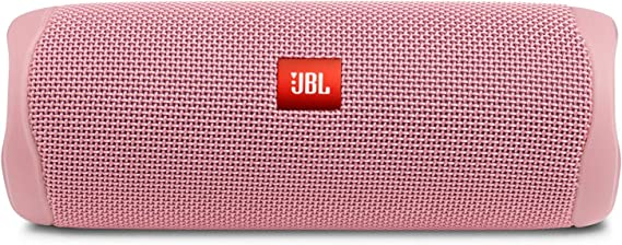 JBL FLIP 5 Waterproof Portable Bluetooth Speaker - Pink [New Model]