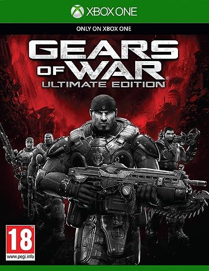 Gears Of War: Ultimate Edition [Importación Inglesa]: Amazon.es ...
