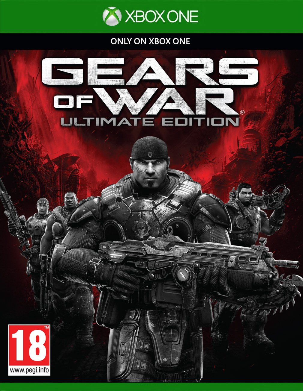 Gears of War: Ultimate Edition (Xbox One) product image