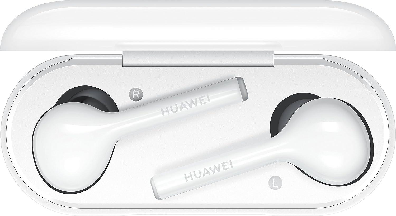 Huawei 55030236 FreeBuds - Auriculares inalámbricos, Color Blanco: Huawei: Amazon.es: Informática