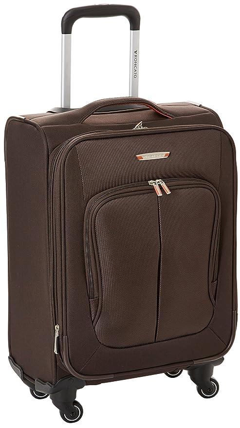 c29e387460 Roncato Smart Bagaglio a Mano, 55 cm, 33 litri, Bronzo: Amazon.it ...