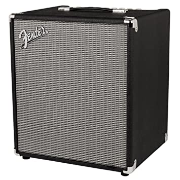 Fender Rumble 100 (V3) · Amplificador bajo eléctrico: Amazon.es: Instrumentos musicales