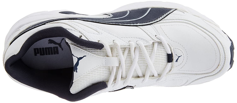 Puma Men's Storm Ind. Puma Menn Storm Ind. White Running Shoes Hvite Joggesko s8d5mA2D