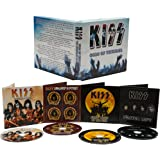 Kiss - Gods of Thunder: The Legendary Broadcasts 1974-'94 (4 CD Box Set)