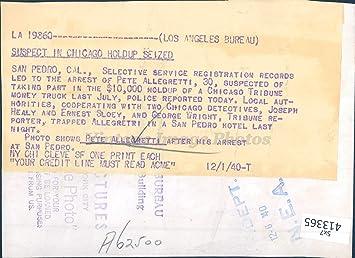 Amazon com: Vintage Photos 1940 Photo WW2 Era Pete