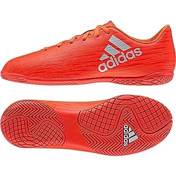 marktfähig verschiedenes Design echte Qualität adidas Kinder Fußball-Hallenschuhe X 16.4 IN J S75693 ...