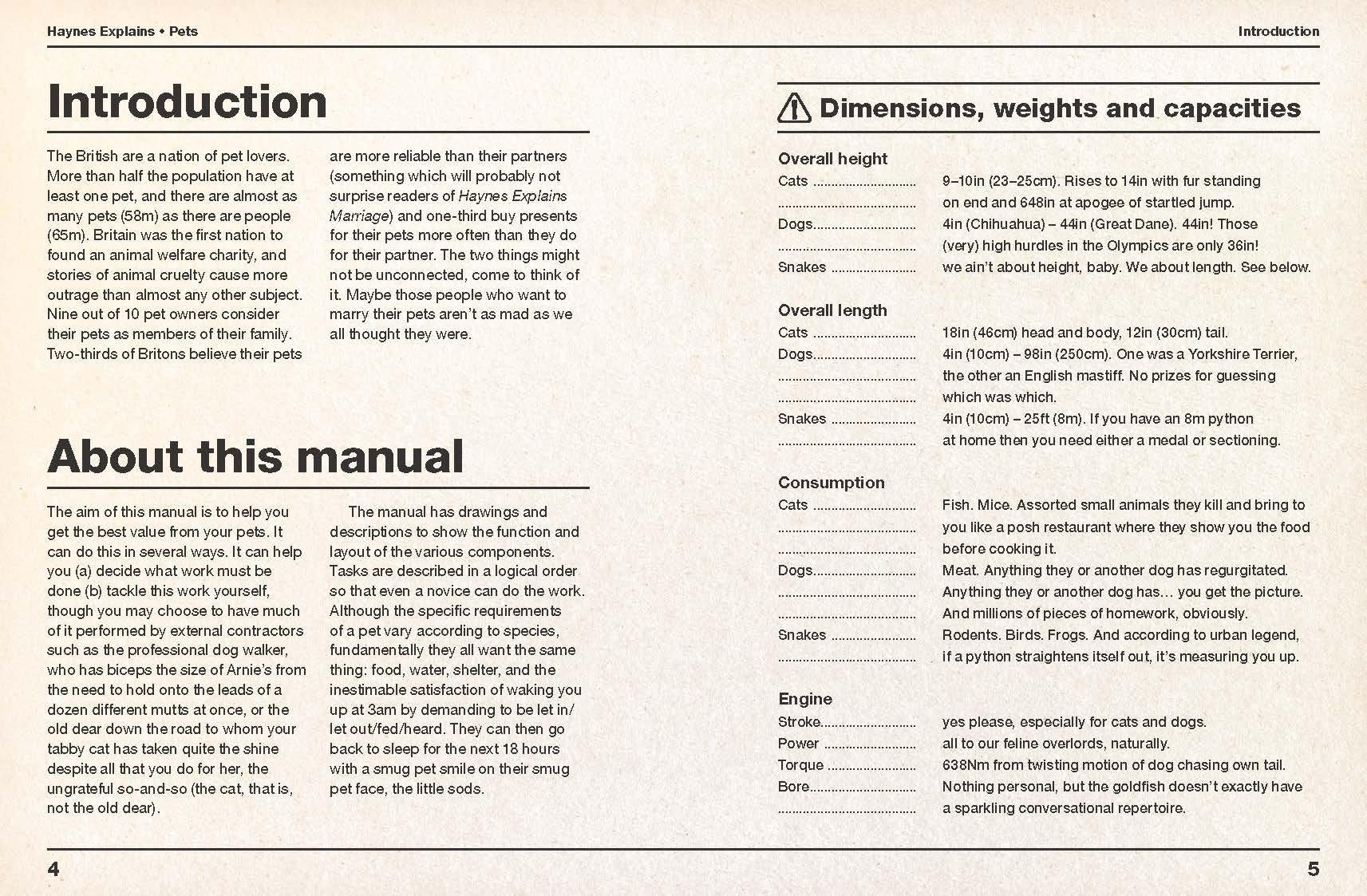 Pets Haynes Explains Manuals Boris Reading Wiring Diagram Starling 9781785211539 Books