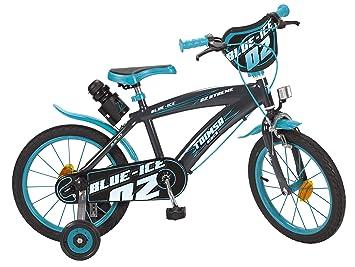 TOIMSA 16226 Blue Ice - Bicicleta de 16 Pulgadas, Multicolor ...
